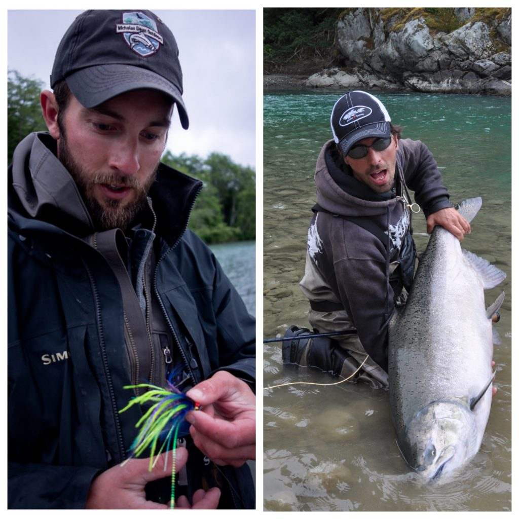 Salmon junkies dream team salmon junkies two of the absolutely finest and best salmon and steelhead guides from british columbia will join forces with salmon junkies and austral river lodge for the sciox Image collections